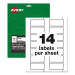 Printer Labels: Laser & Inkjet