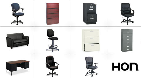 Find Hon Furniture at ReStockIt.com