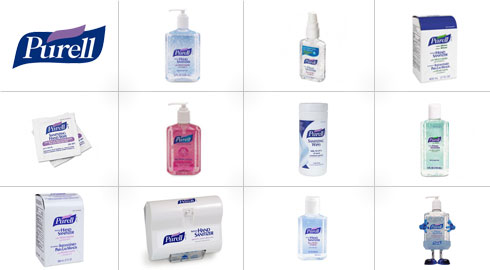 Find Germ-Killing Purell at prices lower than retail.