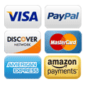 ReStockIt accepts Discover,American Express,MasterCard and Visa, PayPal, Amazon as payment.