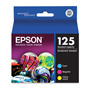 Epson 125 Multi-Pack - Print Cartridge