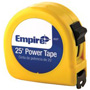 "Empire Level 1"" x 25' Tape Measure 3 Language Packaging"
