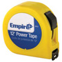 "Empire Level 5/8"" x 12' Power Measuringtape w/Neon Yell"