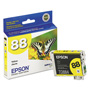 Epson 88 - Print Cartridge - 1 x Yellow