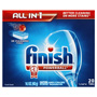 Finish® Powerball Dishwashing Tabs, Fresh, Case of 8