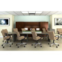 "ABCO Office Furniture C RT 46120 Conference Table - Rectangle - 10 ft x 46"" - Dove Gray"