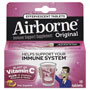 Airborne® Immune Support Effervescent Tablet, Pink Grapefruit, 10 Count
