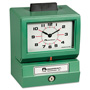 Acroprint Time Recorder Time Recorder 125-QR-4 Manual Model 125 Time Recorder, Month, Date, 0 23 Hrs, Mins