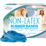 "Alliance Rubber Antimicrobial Rubber Bands, Latex Free, 3 1/2"" x 1/4"""