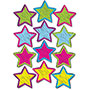 Ashley Scribble Star Magnets, Multi