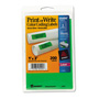 "Avery Self Adhesive Removable Labels, Rectangular, 1""x3"", 200 per Pack, Green Neon"