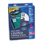 Avery CD/DVD Design Kit, 30 Labels & 8 Inserts for Color Laser Printers