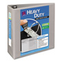 "Avery EZD® Nonstick 4"" View Binder, Gray"
