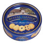 Advantus Danish Butter Cookies, Reusable Tin, 12 Oz