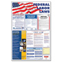 Advantus Federal Labor Law Poster, 24w x 36h