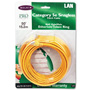 Belkin A3L79150YLWS CAT 5E, 10/100Base T Patch Cables, 50 ft., Snagless, Yellow
