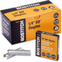 "Stanley Bostitch B 8 Staples, Chisel Point, Use In B8C Line, 1/2""W, 1/4""L"