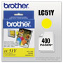 Brother LC51Y Yellow Inkjet Cartridge For MFC-240C Multi-Function Printer