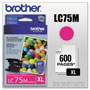Brother Ink Cartridge, 600 Page Yield, Magenta