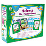 Carson Dellosa Science File Folder Game, Grades K-1