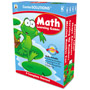 Carson Dellosa Publishing Company Math Learning Games, 4 Game Boards, 2-4 Players, Grade K