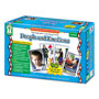 Carson Dellosa Photographic Learning Cards Boxed Set, People and Emotions, Grades K-12
