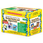 Carson Dellosa Photographic Learning Cards Boxed Set, Nouns/Verbs/Adjectives, Grades K-12