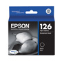 Epson DURABrite 126 Ink Cartridge - Black