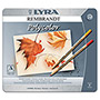 LYRA Artist Colored Woodcase Pencils, Assorted, 24 per Pack