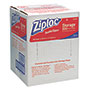 Ziploc® Double Zipper Plastic Storage Bags, Case of 500