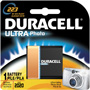 Duracell DL223ABPK Coppertop® Lithium Battery for Calculators and Computer Clocks, 1/Pack, 6V