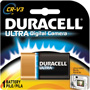 Duracell DLCRV3BPK Coppertop® Lithium Cell Battery for Photos, 1 per Pack, 3V