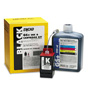Encad Kodak 21296500 Ink Jet Cartridge Kit (GS Plus) for Novajet 600/700/800, 500ml & 20ml, Black