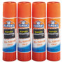 Elmer's Glue Sticks, .24 oz., Clear Application
