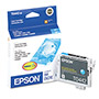 Epson Replacement Ink Cartridge for Stylus Color C64, C66, C84, C86, & Others, Cyan