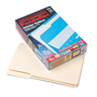 Pendaflex Recycled Interior File Folders, Manila, 1/3 Cut, Legal, 100/Box