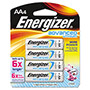 Energizer EA91BP4 Advanced Lithium Batteries, AA