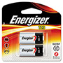 Eveready e2 Lithium Photo Battery, 123, 3V, 2/Pack