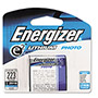 Energizer 223 Lithium Photo Battery, 6V