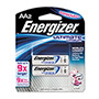 Energizer L91BP-2 Lithium Batteries, AA