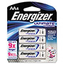 Energizer L91BP-4 Lithium Batteries, AA