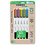 Zebra Pen Double-Ended Highlighter with Fine/Chisel Point, Assorted