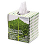 Seventh Generation White 2-Ply 100% Recycled Facial Tissue, Box of 85