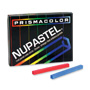 "Prismacolor Pastels Sticks, 1/4"" Square, 3-5/8"" L, 12/ST, Assorted"