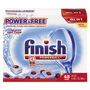 Finish® Powerball Power And Free Dishwasher Tabs, 48 Tabs/Box