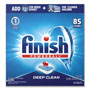 Finish® Powerball Dishwasher Tabs, Fresh Scent, 90/Box