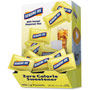 Genuine Joe Sweetener Packets, Sucralose, 400/BX, Yellow