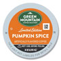 Green Mountain Fair Trade Certified Pumpkin Spice Flavored Coffee K-Cups, 96/Carton