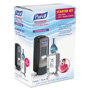 Purell ADX-7 Advanced Instant Hand Sanitizer Kit, 700mL, Manual, Chrome/Black