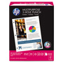 HP® Multipurpose Paper, White, 20 lb., 3 Hole Punched, 8 1/2x11, 500 Sheets/Ream
